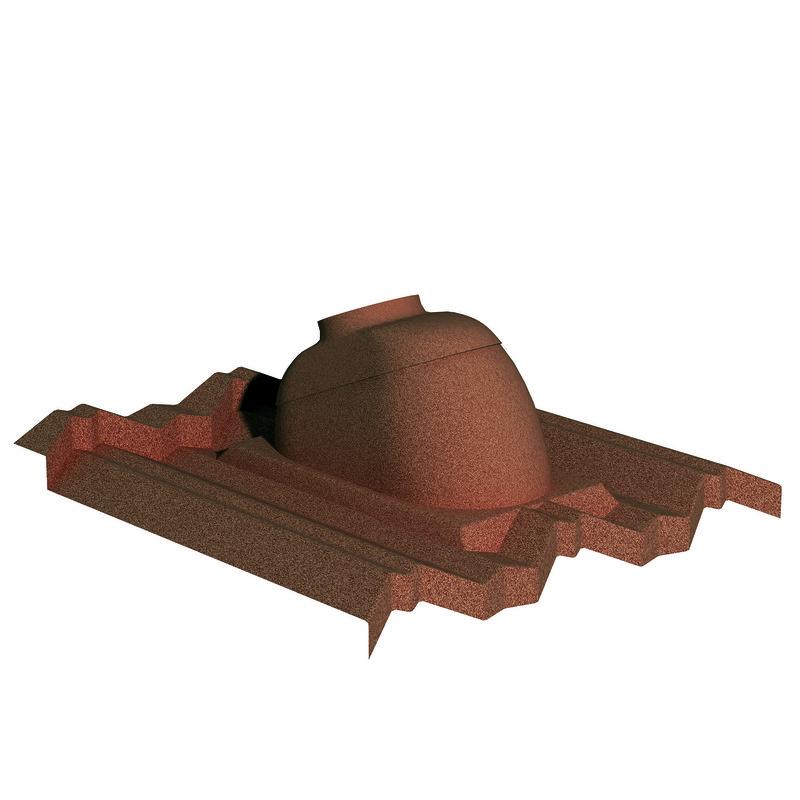 Dachówka przejściowa G125