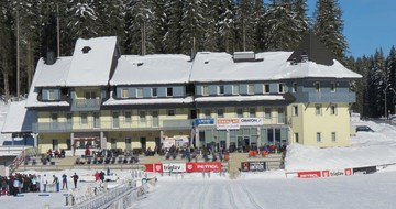 POKLJUKA BIATHLON CENTER, Słowenia