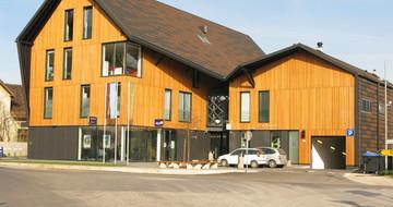 CEDAR - CHESTNUT COMBINATION, IG HEALTH CENTER, Słowenia