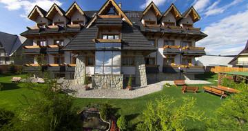 Hotel, Zakopane, Polska