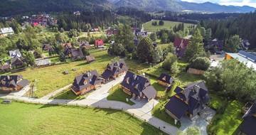 Domki letniskowe, Zakopane