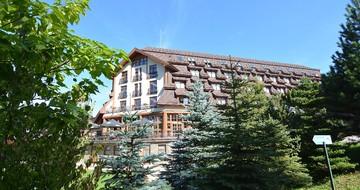 Hotel Szymbark, Szymbark