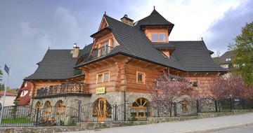 Restauracja Regionalna, Zakopane, Polska