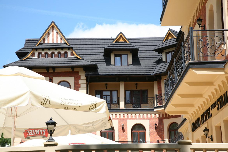 Hotel Stamary, Zakopane, Polska