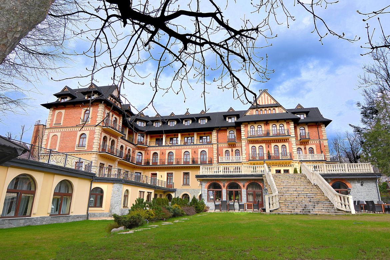 GERARD Corona Charcoal Hotel Stamary, Zakopane, Polska