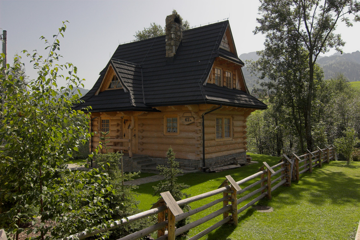 Wooden house references from Polska