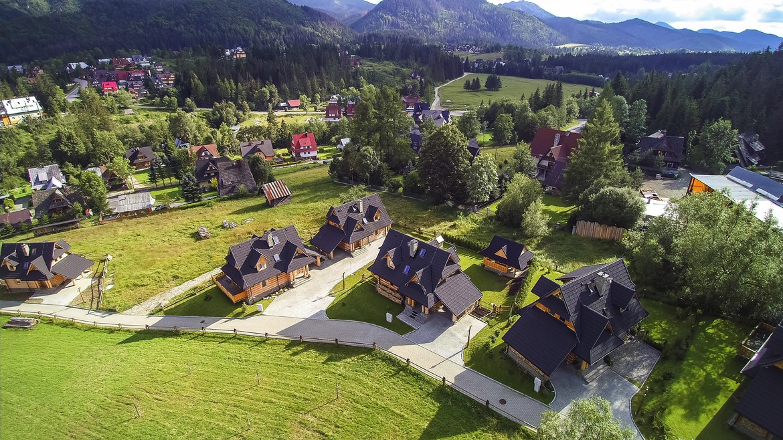 GERARD Corona Charcoal Domki letniskowe, Zakopane