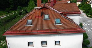 Idrija, Słowenia, przed