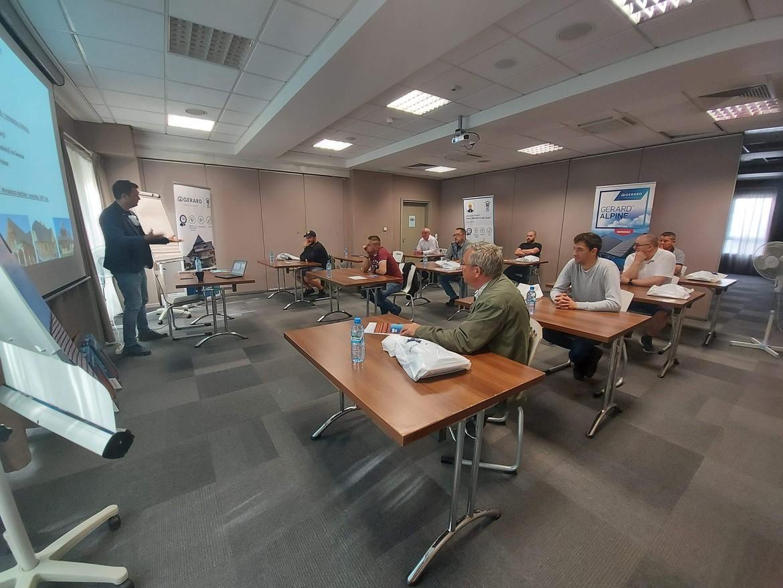 Szkolenie handlowo - techniczne dla firmy Modom 7-8.07.2020