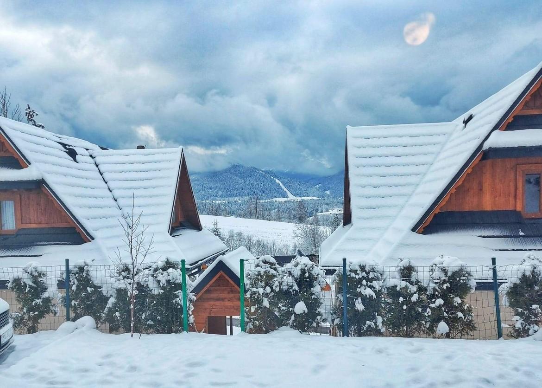 Przeciwdziałanie zsuwania się śniegu z dachu