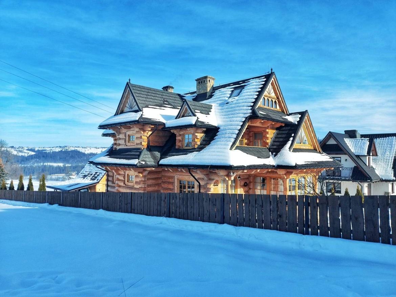 Co podczas zimy powinienem sprawdzić na moim dachu I jak?