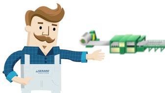 Jak produkuje się dachy GERARD?